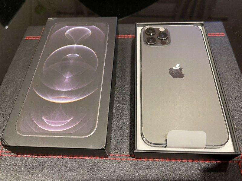 Apple iPhone 12 Pro = 500euro, iPhone 12 Pro Max, vista 1