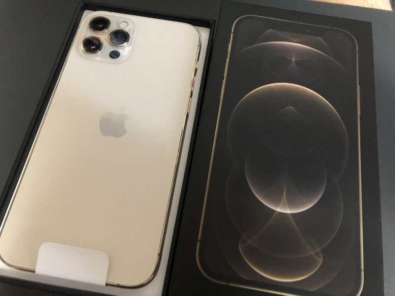 Apple iPhone 12 Pro = 500euro, iPhone 12 Pro Max, vista 3