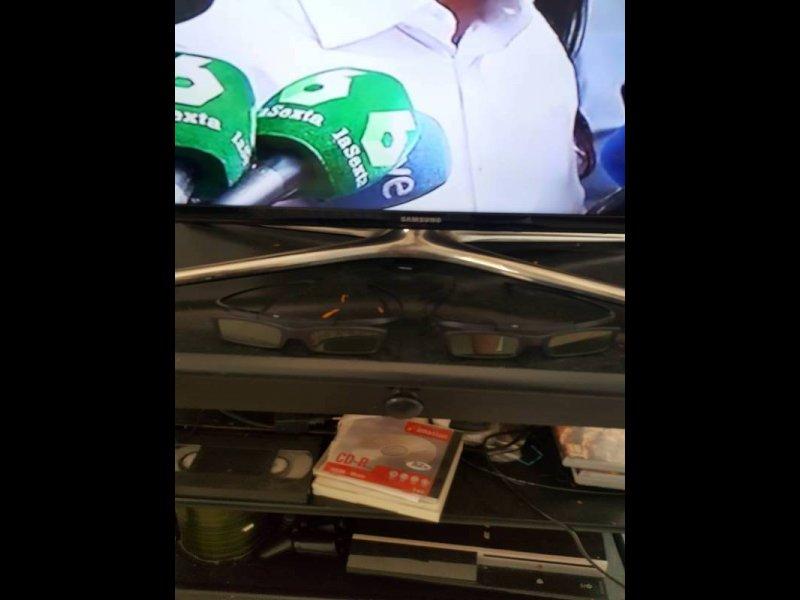 Televisor Samsung de 47- HD 3D, vista 2