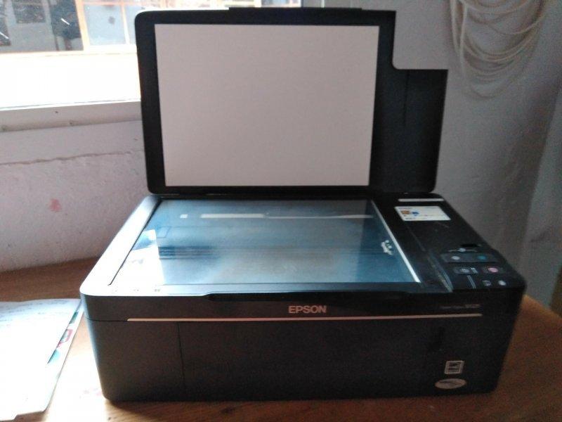 Impresora multifuncionales Epson, vista 1