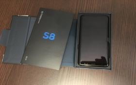 2 Samsung Galaxy S8 (nuevos) electronica,  fotos y detalles, referencia: 22-elec