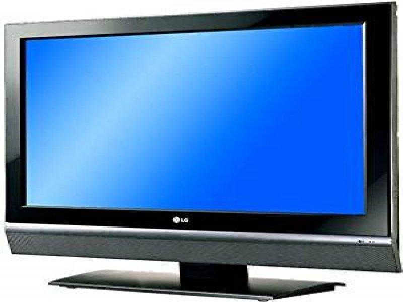 Televisor LG 42  pulgadas LCD, vista 1