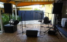 Alquiler de Sonido Profesional, video, edición y p de segunda mano, referencia: 50-elec