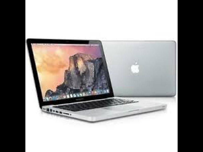 Portátil Mac , vista 1