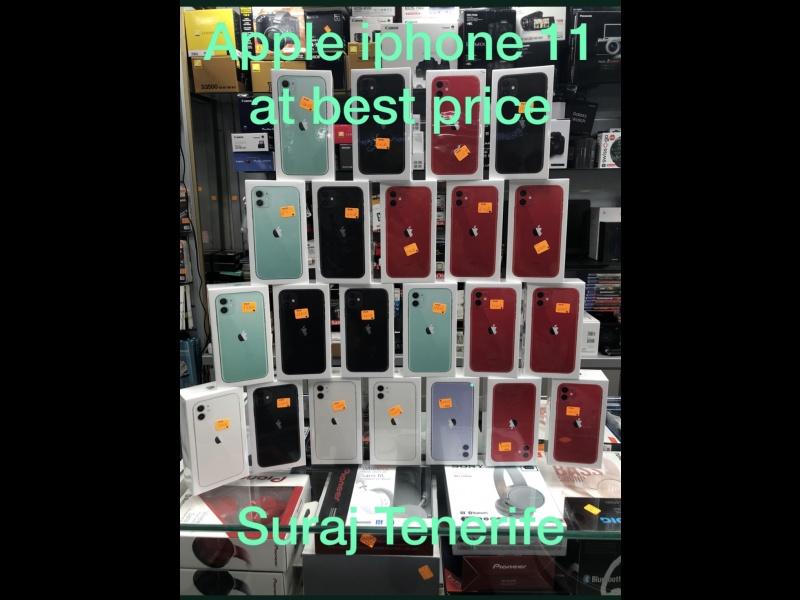 Apple iphone 11 y 11 pro , vista 2