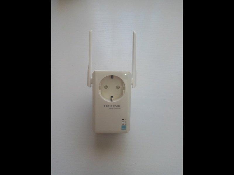 Repetidor de señal wifi, vista 1