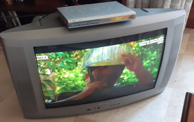 VENDO TV PHILIPS CON TDT electronica,  fotos y detalles, referencia: 80-elec