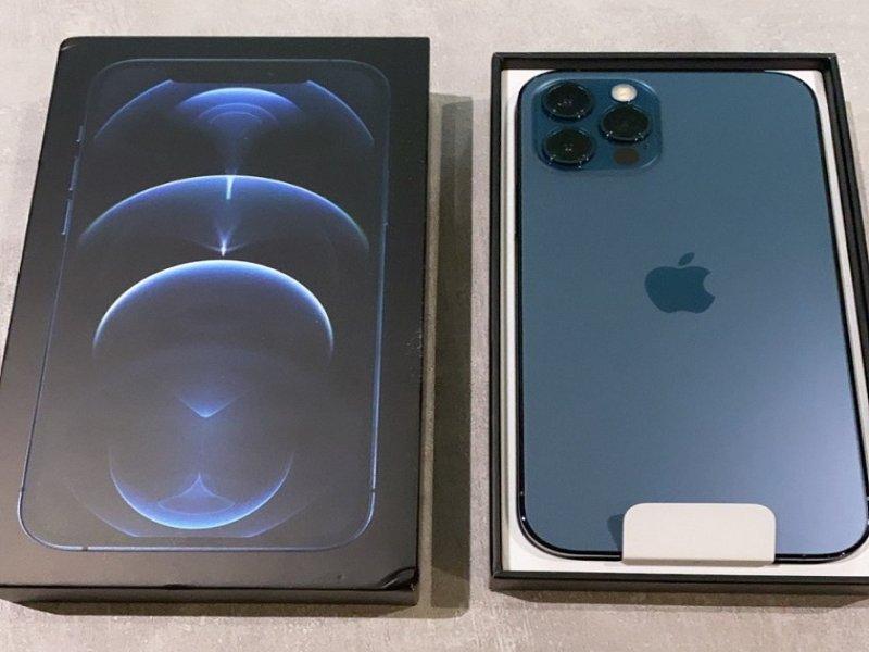 Apple iPhone 12 Pro = 600EUR, iPhone 12 Pro Max 12, vista 1