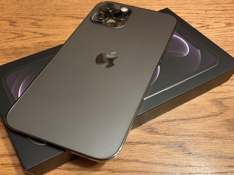 Apple iPhone 12 Pro = 600EUR, iPhone 12 Pro Max 12, vista 2