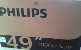 TV Philips 49 pulgadas, referencia: 9-elec