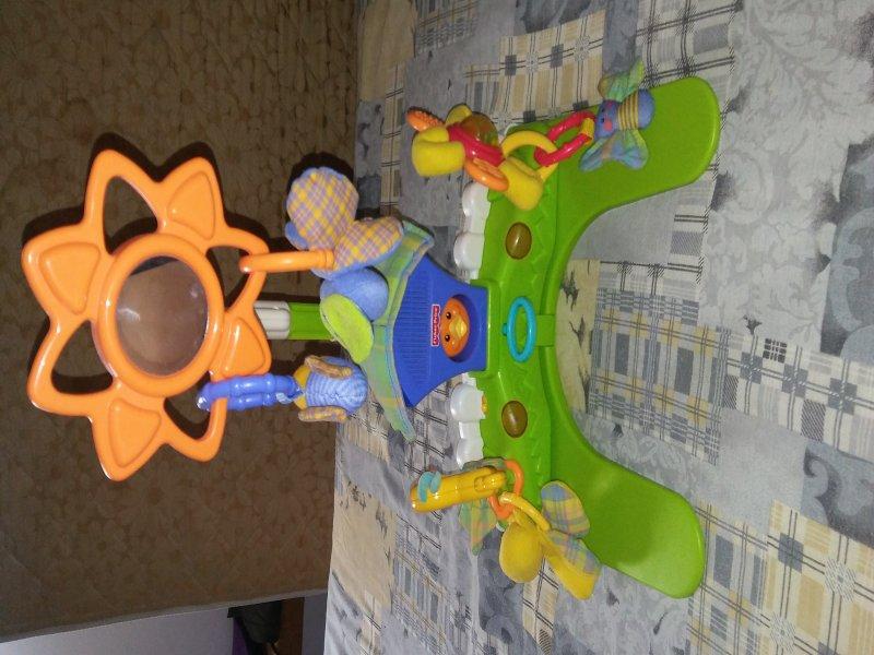 Juegos para bebe, vista 2
