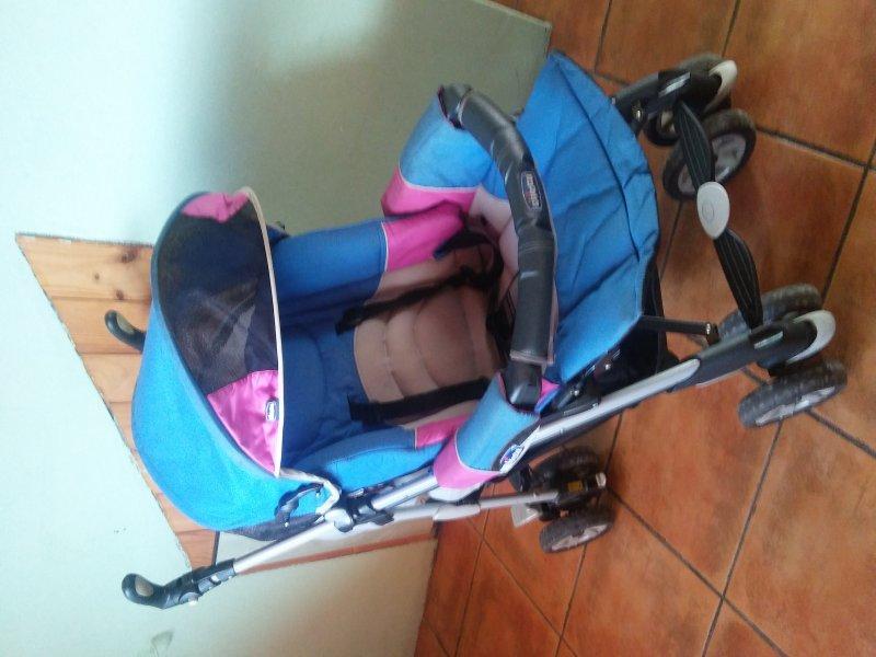 Carro bebe, vista 4