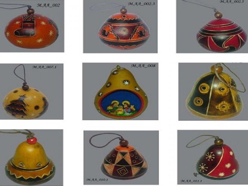 Nacimientos y adornos navideños hecho a mano Perú, vista 3