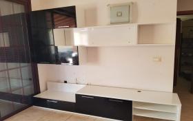 Mueble compacto TV y mesa de centro seminuevos de segunda mano, referencia: 163-ho