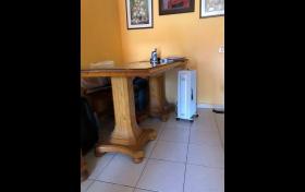 muebles de comedor de madera maciza, referencia: 181-ho