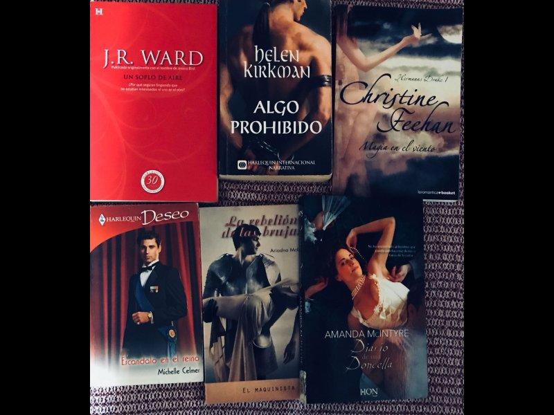 Novelas románticas, vista 12