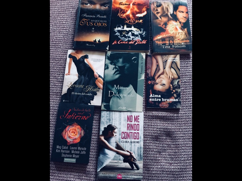 Novelas románticas, vista 14
