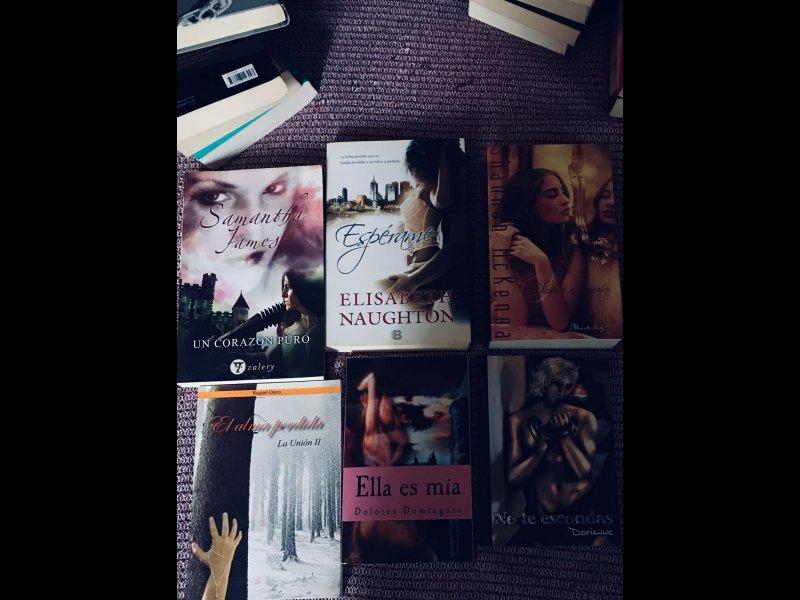 Novelas románticas, vista 15