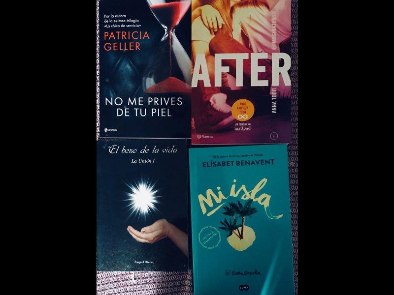 Novelas románticas, vista 16
