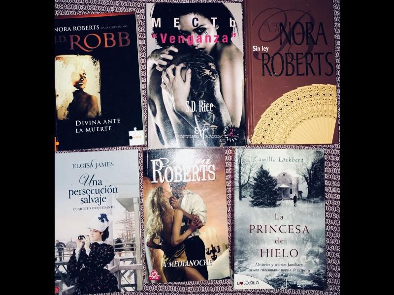 Novelas románticas, vista 2