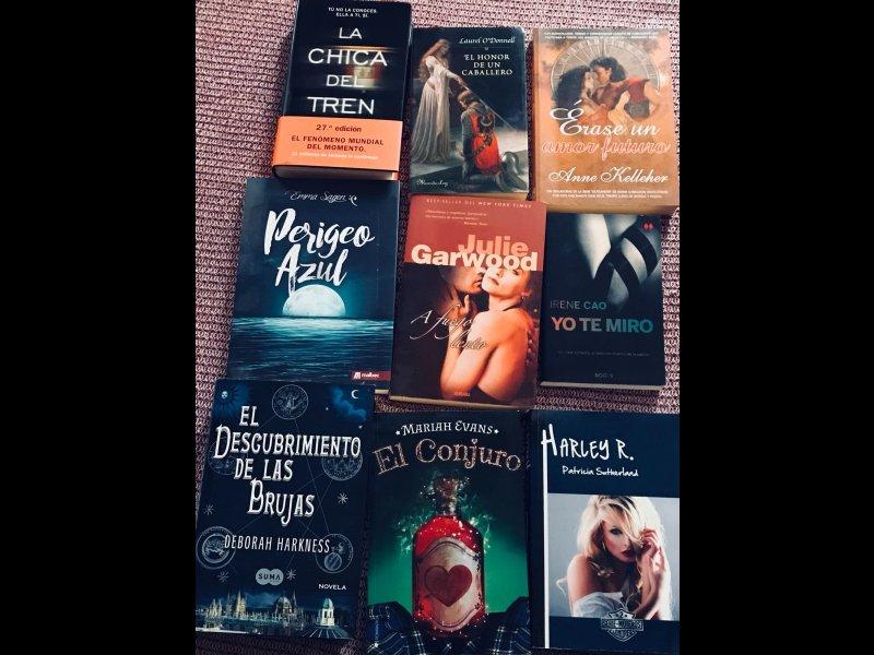 Novelas románticas, vista 4