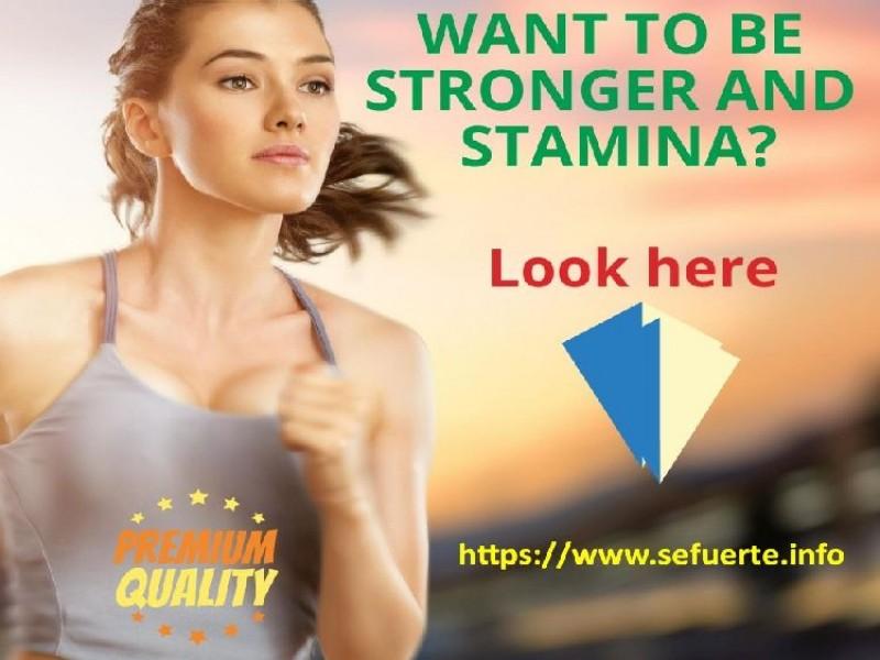 Quieres ser más sano y más fuerte, vista 2