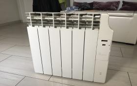 Radiador de aceite eléctrico de 700 w-h de segunda mano, referencia: 21-ho
