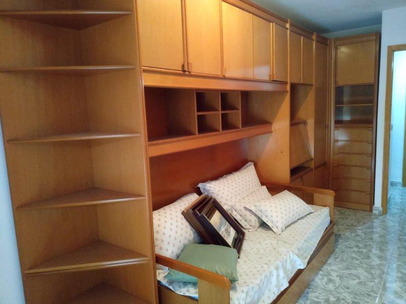 dormitorio modular juvenil, vista 2