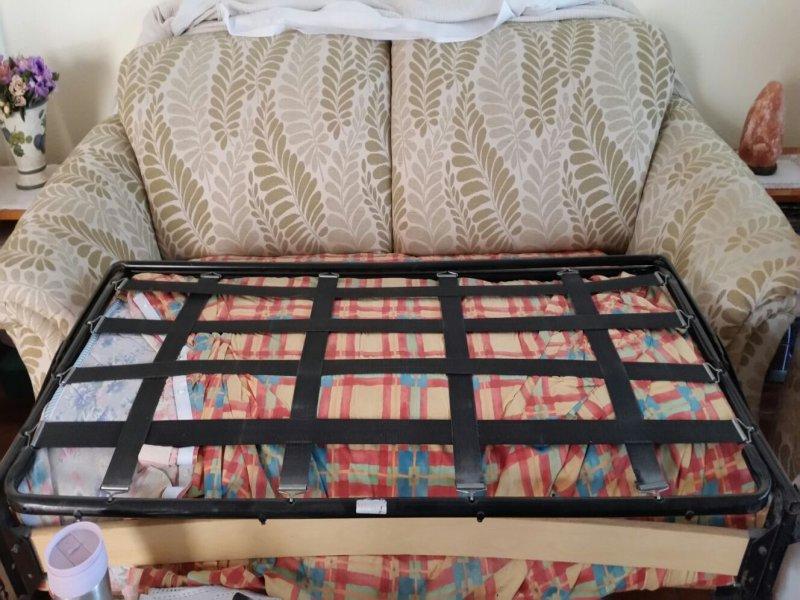 2 Sofá camas matrimonial, vista 1