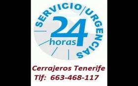 Cerrajeros Tenerife, referencia: 269-ho