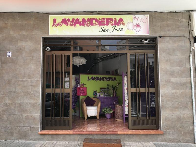 Lavanderia San Juan, vista 1