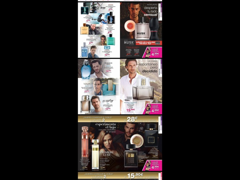 Maquillaje ,perfume , vista 3