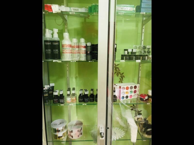 Productos para uñas acrilicas, vista 1