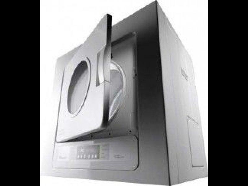 Secadora de ropa GAS, vista 1