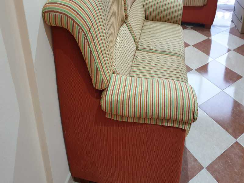Conjunto sofás de 3 y 2 plazas, vista 4