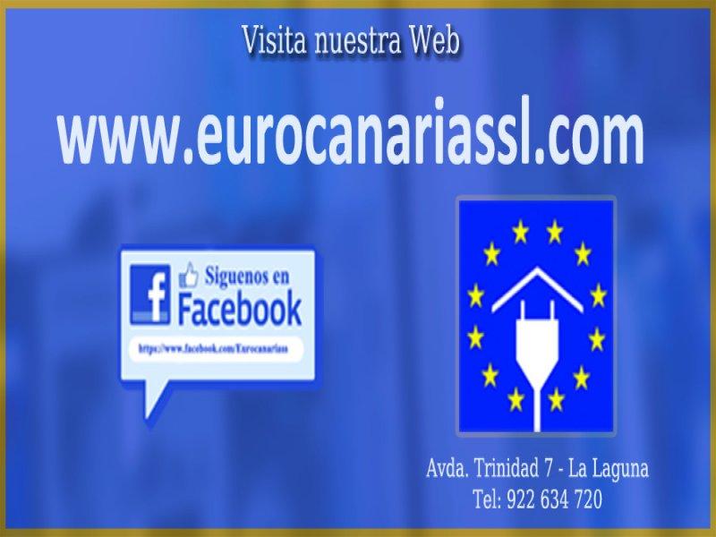 Acadesa Electrodomésticos Eurocanarias La Laguna, vista 1