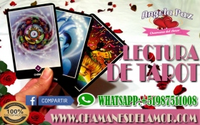 LECTURA DE TAROT ANGELA PAZ +51987511008, referencia: 420-ho