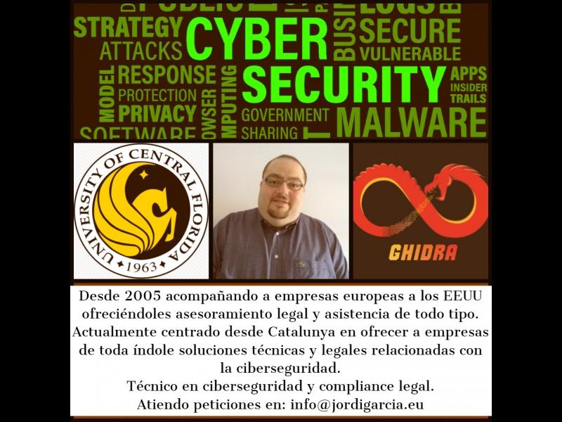 Soluciones en ciberseguridad, vista 1