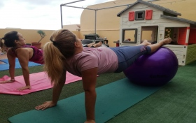 Clases pilates, referencia: 559-ho
