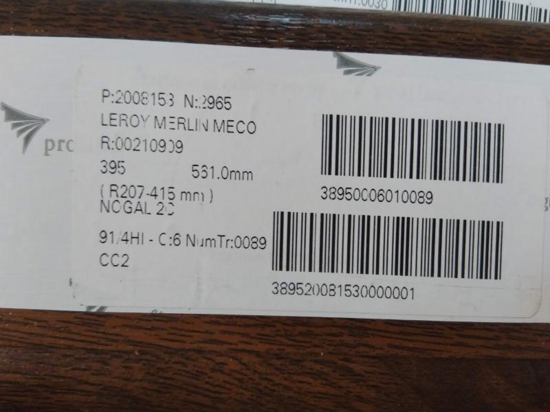 VENDO DOS VENTANAS PVC OSCILOB. NOGAL NUEVAS, vista 8