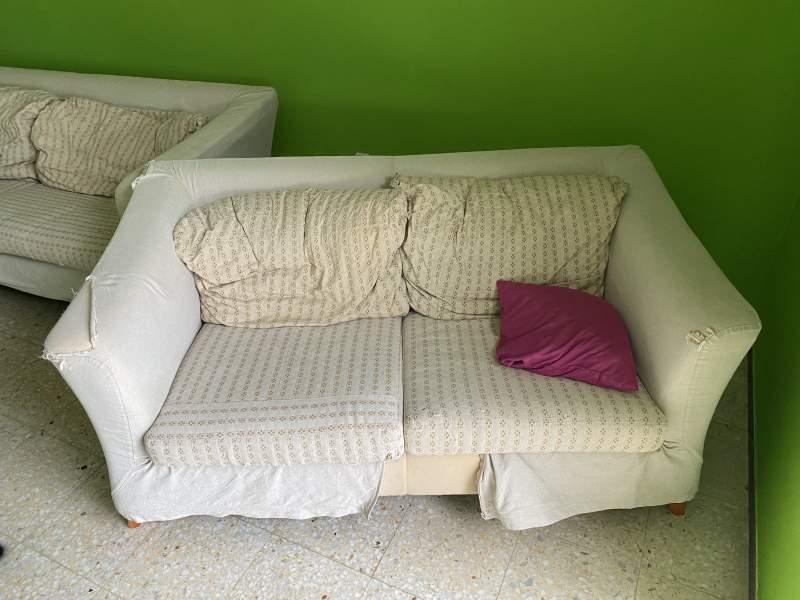 Sofa de 2 plazas, vista 1