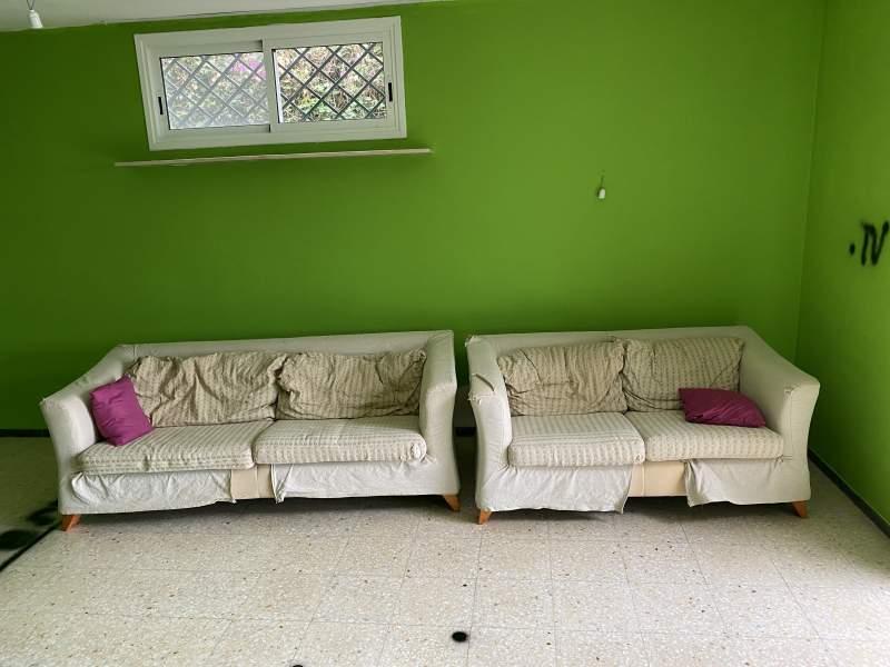 Conjunto de sofas 3+2 plazas, vista 1