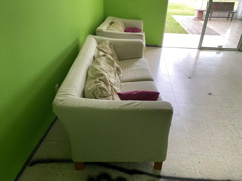 Conjunto de sofas 3+2 plazas, vista 2