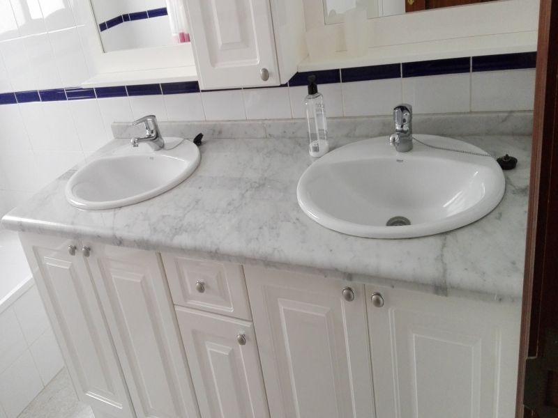 Mueble baño con espejo, vista 2