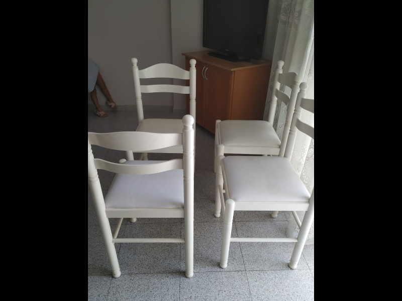 Mueble 2 puertas madera, vista 1