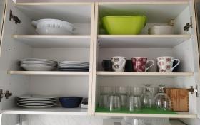 Menaje de cocina completo, referencia: 693-ho