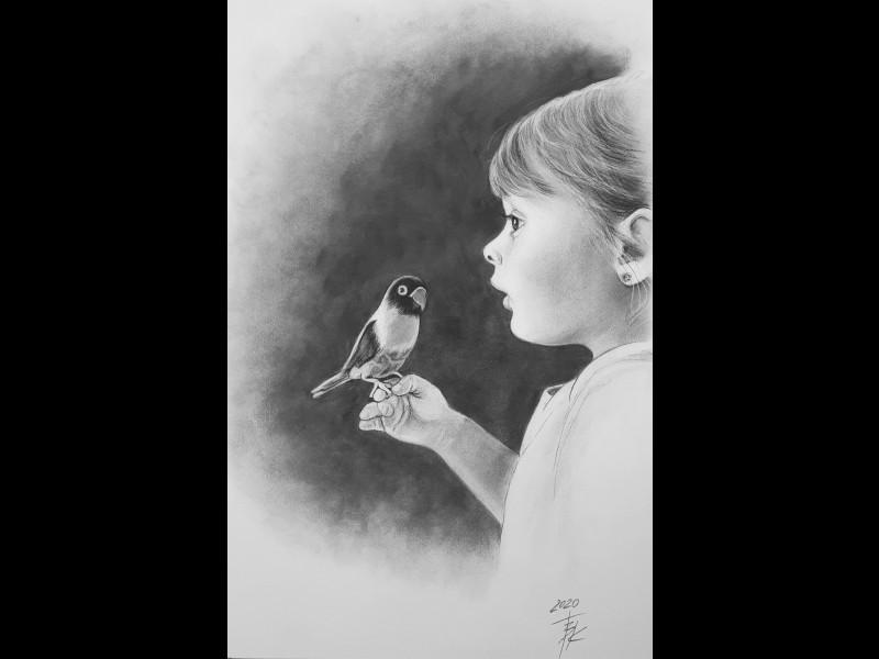 Retratos y cuadros por encargo, vista 7