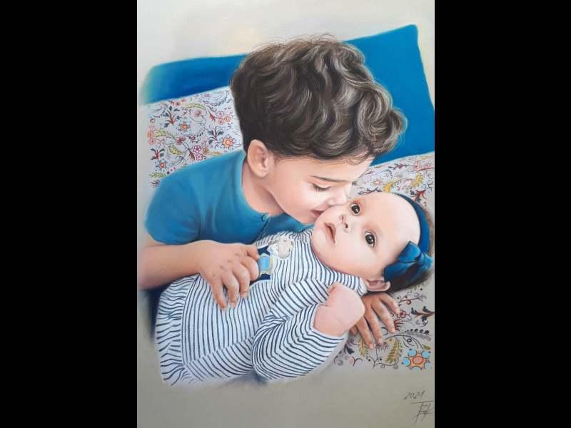 Retratos y cuadros por encargo, vista 9