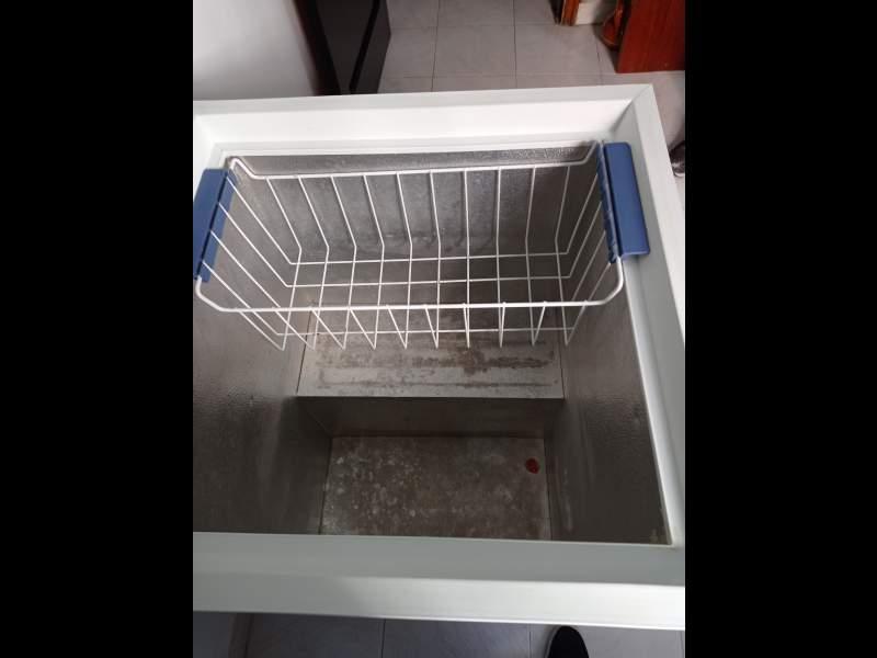 Arcón congelador, vista 4
