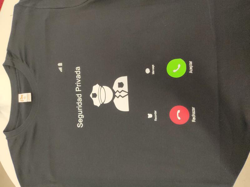 Camisetas solidarias, vista 3